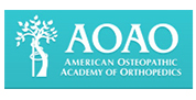 The American Osteopathic Academy of Orthopedics