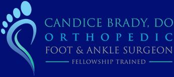 Candice  Brady, DO Logo